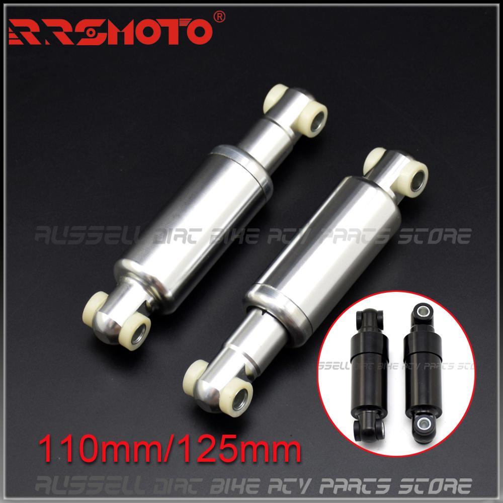 Baoblaze 1 Pair Motorcycle Front Fork Tubes Replacement for Suzuki JR50 JR 50