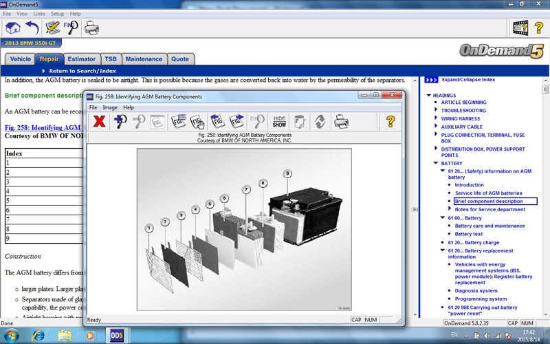 1tb Hdd For Alldata 10 53 2015 Michel Ondemand 1q Vivid Workshopdata Repair Manual Maintenance Car Wiring Diagram 5 In 1