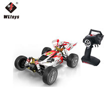1/14 4WD Aluminum Alloy 60km/h High Speed RC Car Buggy Truck Electric Off-road Vehicle Remote Control Model Toys RTR