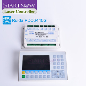 Image 5 - Laser DSP Control Board System CO2 Laser Controller Ruida RDC6445G RDC6445 Laser Machine CNC Cutting Display Panel Replace 6442G