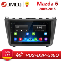 Android 8.1 2DIN 2G+32G Car Head Unit Radio Audio GPS Multimedia Player For Mazda 6 Rui wing 2009 2015 Navigation GPS 2 din dvd
