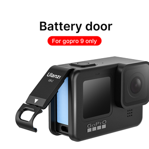 Image 2 - ULANZI G8 7 Protective Cover for Gopro 9 Hero 8 Black Battery Case Cover Type C Charging Port Adapter Vlog Accessory for Gopro 9