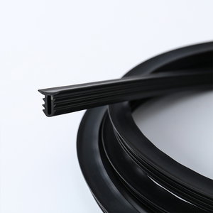 Image 2 - 160 センチメートルユニバーサル密閉フロントガラスシールボード防音自動車ゴムストリップインストルメントパネルシールストリップ