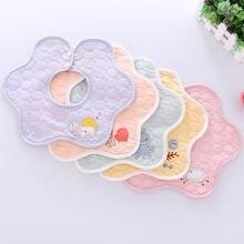 Детские нагрудники Поворот на 360 градусов марля муслин детская