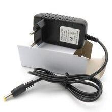110-220v ac ao adaptador do transformador do carregador da fonte de alimentação da c.c. 12v 1a 3a 5a 6a 8a eua ue plug 5.5mm x 2.5mm para a luz de tira conduzida