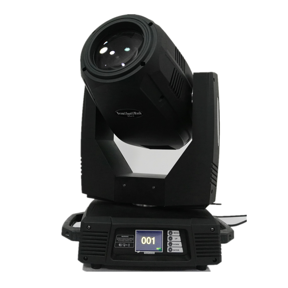 350W 17R  Beam /Spot/ Wash 3in1 350W Gobo Moving Heads Lights Super Bright  For Concert DJ Light Bar Show