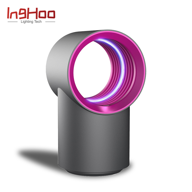 Inghoo No radiation mosquito killer lamp Insect trap lamp Fly killer Home or office pest control Photocatalyst tech USB charging|Mosquito Killer Lamps| |  - title=