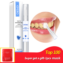 EFERO Teeth Whitening Gel Oral Hygiene Cleaning Serum Remove Plaque Dental Tool Bleaching Stains Tooth Whitening Essence Pen efero teeth whitening essence powder oral hygiene cleaning serum remove plaque stains hygiene care tooth bleaching dental tool