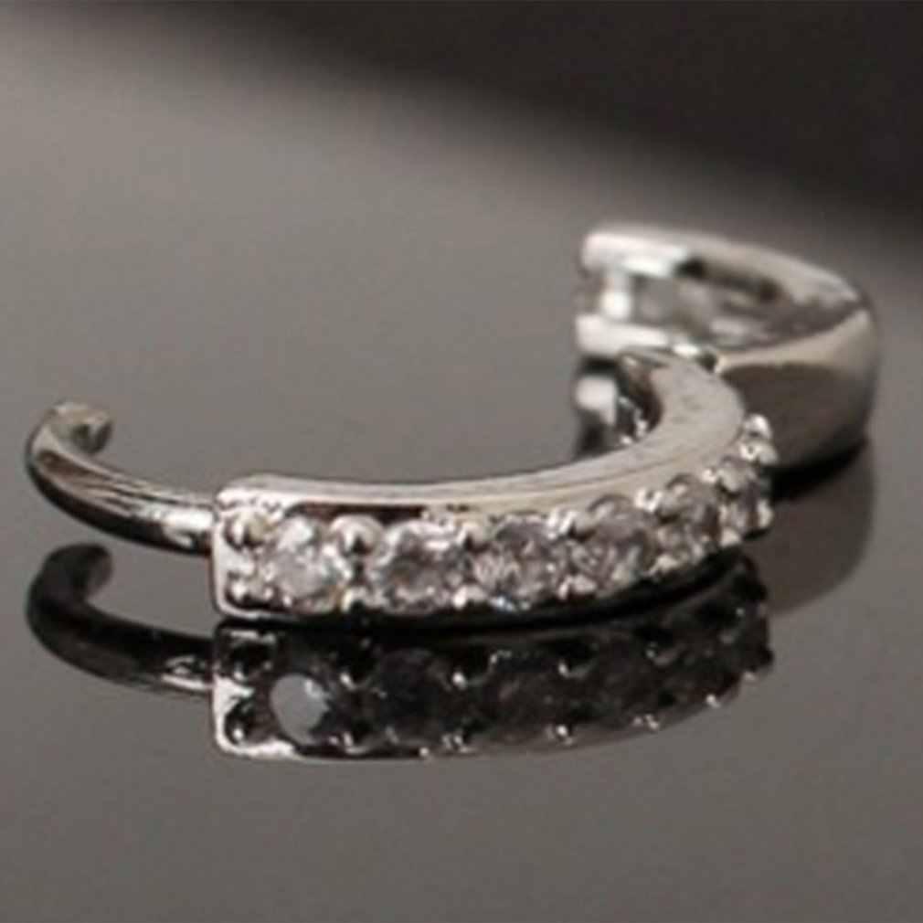 Kadın küpe gümüş kulak dekor zarif moda küpe Earstuds püsküller küpe küpe kulak kancası hediye kullanımı için yeni