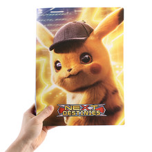 432Pcs New Large Capacity Card Album Book For Pokemon Card Top Loaded List Playing Cards Holder Album Toys Birthday