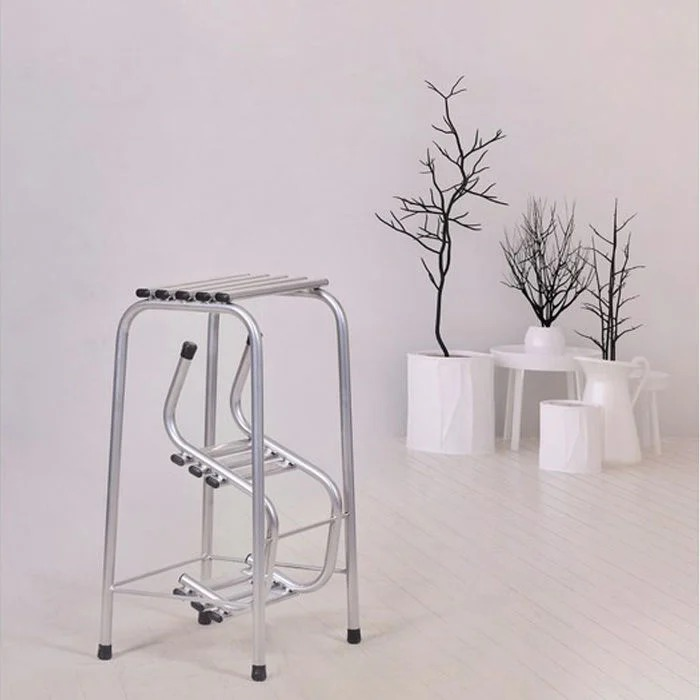 Folding Stool Ladder,Eurostep Stool Ladder - 36x37x69 Cm