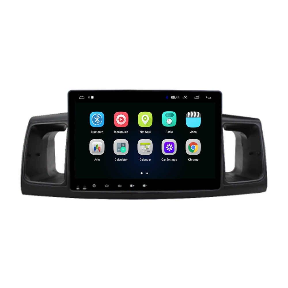 4G LTE Android 8.1 pasuje do TOYOTA Corolla E120 e 120 2007-2012 multimedialne stereo samochodu nawigacja z odtwarzaczem dvd radio gps