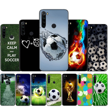 Football Sports Silicone Phone Case for Xiaomi