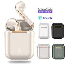 Earbuds Headphone Bluetooth-Headset Long-Battery Life-Tws Wireless No Lightweight Noise-Reduction