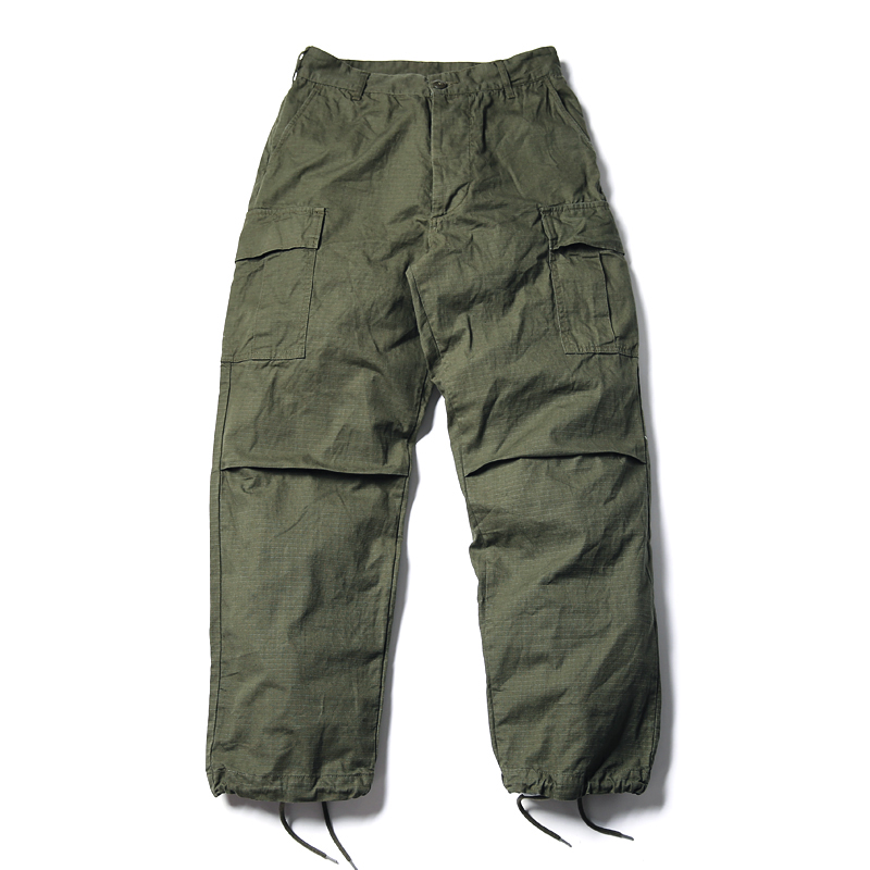 NON STOCK 5th Pattern 1969 Ripstop Tropical Combat Pants Men Military Trousers