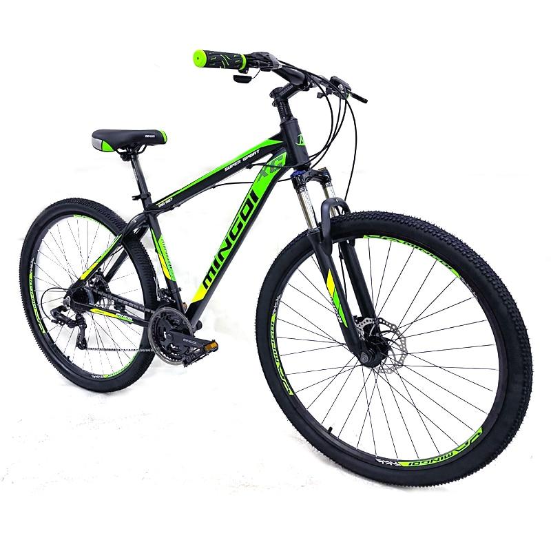 Высококачественный велосипед из алюминиевого сплава, 29 дюймов, горный велосипед, мужской велосипед, 24 скорости, для взрослых, MTB, двухдисков...