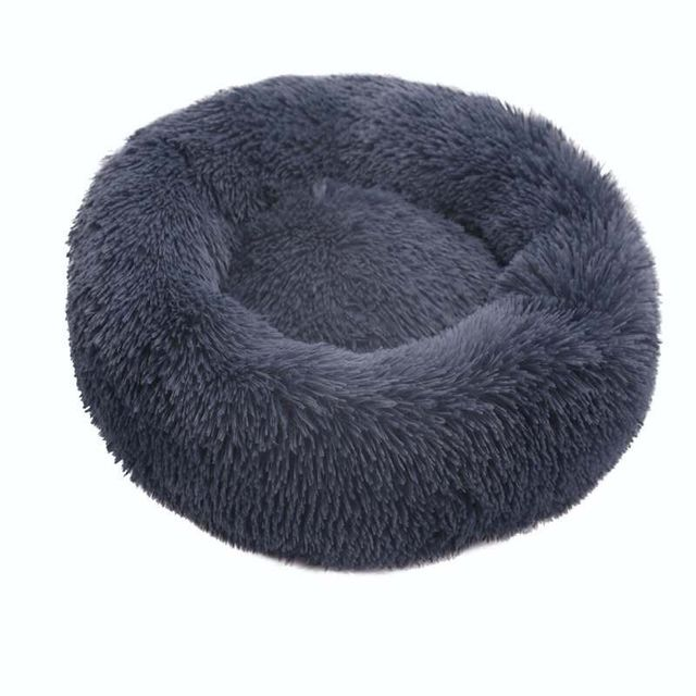 Round Cat Beds House Soft Long Plush Best Pet Dog Bed For Dogs Basket Pet Products Cushion Cat Bed Cat Mat Animals Sleeping Sofa 6