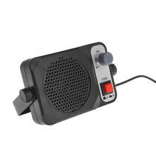 Heavy Duty TS-650 Mini External Speaker For YAESU ICOM CB Radio 3.5MM N84F
