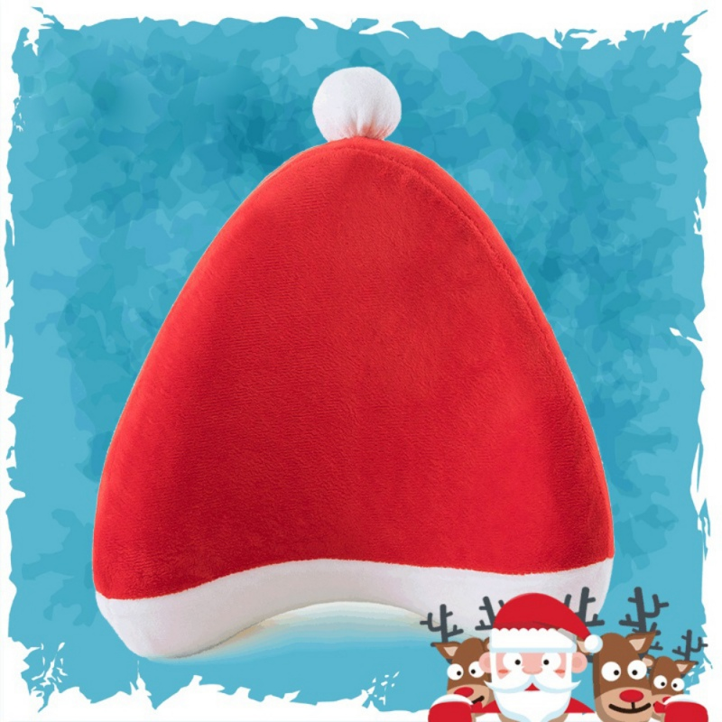 Подушка до колена Подушка-держатель для ног с наполнением пены памяти для взрослых боковые шпалы для беременных рельефная Рождественская