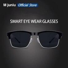 K2 بلوتوث 5.0 النظارات الشمسية في الهواء الطلق الذكية بلوتوث نظارات لاسلكية الرياضة سماعة مع ميكروفون مكافحة الأزرق النظارات الشمسية