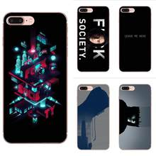 2019 Mr Robot Elliot Alderson Soft Custom Telefoon Voor Galaxy Alpha Core Note 2 3 4 S2 A10 A20 A20E a30 A40 A50 A60 A70 M10 M20 M30(China)