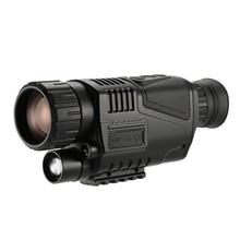 Telescope 5x40 Multi-functional Digital Night Vision Monocular Telescope with Camera Video Recorder Camcorder Telescope