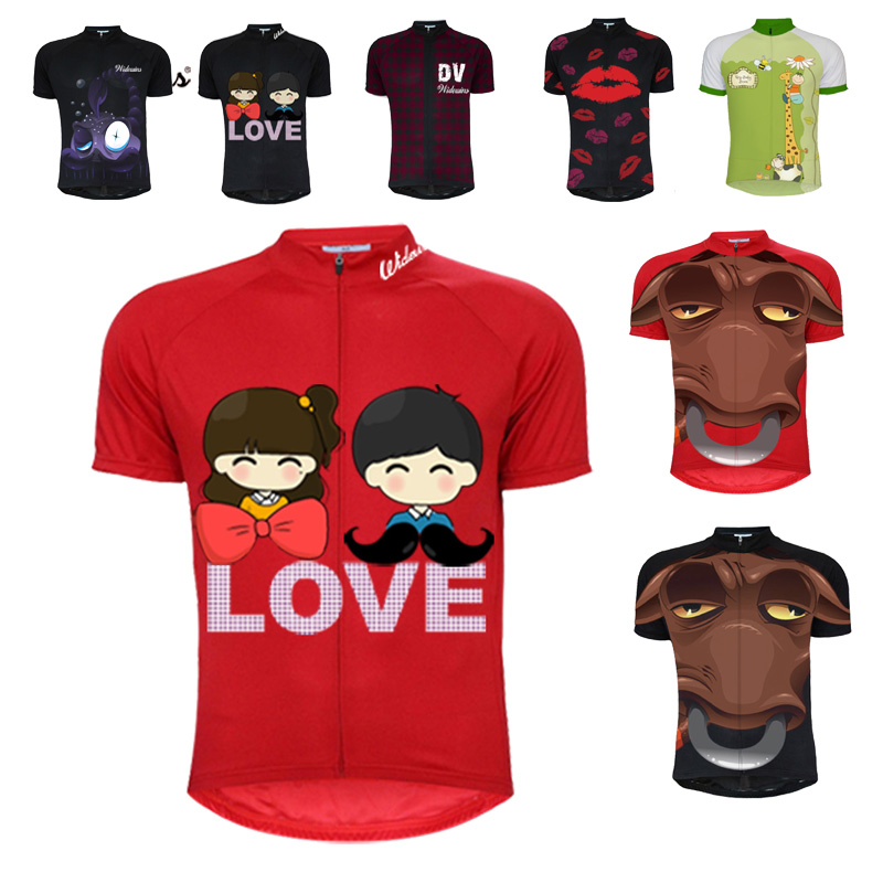 Cycling Jersey Short-Sleeves BELGIUM Beer Ciclismo Maillot Wear MTB Classic Men