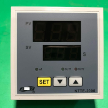Serisi zaman sıcaklık kontrolü entegre akıllı metre NTTE-2414WR