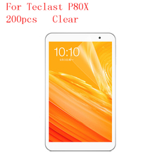 Lcd-Screen-Protector-Film Teclast P80x for Explosion-Proof-Membrane Without Retail Packing