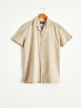 Regular Fit Short Sleeve Shirt LC Waikiki