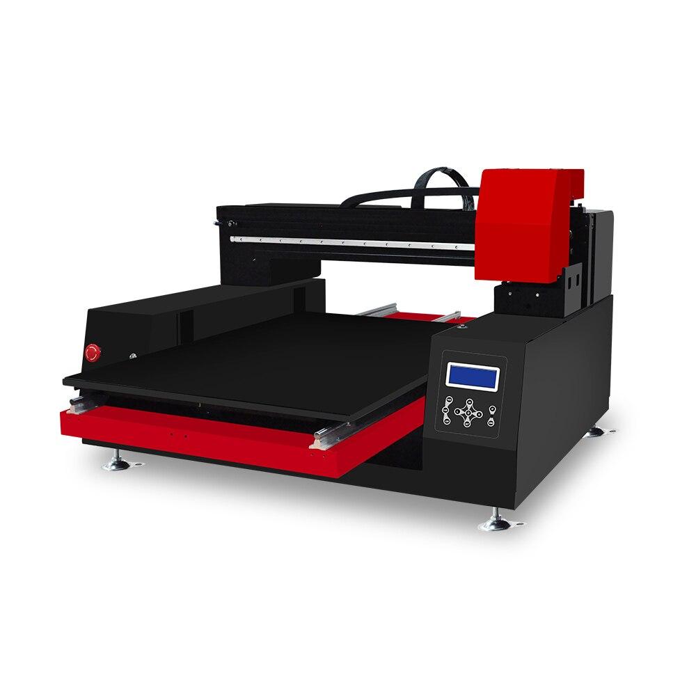 Automatyczny o wysokiej prędkości xp 6090 drukarka UV 12 kolorów 2 głowica drukująca do etui na telefon długopis szklany T-shirt z metalu z tworzywa sztucznego itp.