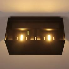 Adjustable Wall Light for Bedroom Home Garden Aluminum Indoor Outdoor Led Double- Headed Lamp