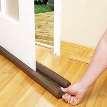 Ручная работа Ветрозащита пылезащитная ткань пробка для двери