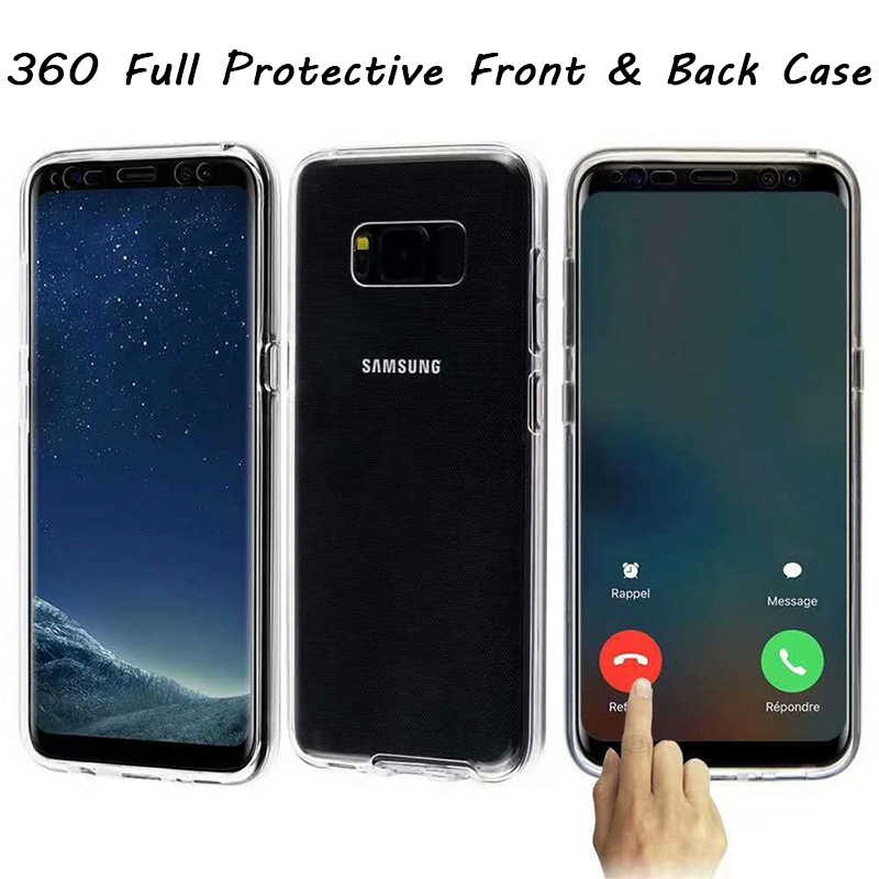 360 Full Cover Case for Huawei P20 Lite P8 P9 P10 2017 P Smart Plus 2019 Front Back Case for Huawei P30 Pro Mate 20 10 Nova 3 3i