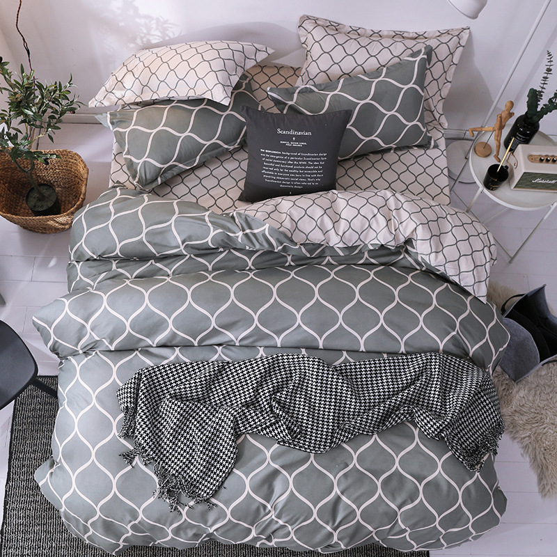 Bedding three sets/four sets of full-size Rio bedding duvet cover comforter Sheet&Pillowcase & Duvet Cover Sets