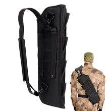 Bolsa de escopeta táctica de 19 pulgadas, funda protectora de hombro para pistola de Airsoft