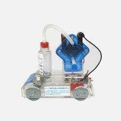 Idrogeno celle a combustibile idrogeno ossigeno auto di potenza di energia pulita strumento di insegnamento