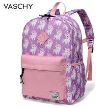 Children Backpack for Preschool,VASCHY Little Kid Backpacks for Boys and Girls with Chest Strap