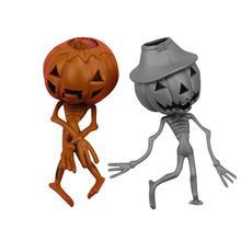 2 шт. мяч для снятия стресса на Хеллоуин портативный милый тыква мужские игрушечные пауки для студентов детей взрослых Рождественский подарок