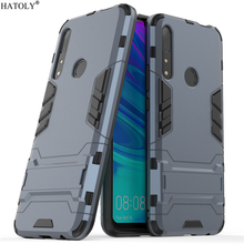 For Cover Huawei P Smart Z Case Shockproof Armor Back Cover P Smart 2019 Silicone Phone Bumper Case For Huawei P Smart Z Fundas все цены