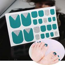 22 наконечника предварительно разработанные наклейки на ногти
