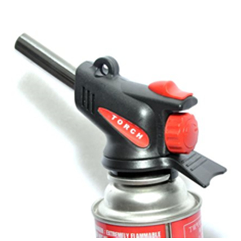 New Auto Ignition Welding Flamethrower Gun Portable Buckle R…
