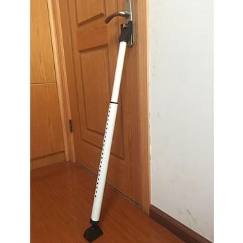 Sliding Door Security Bar with Anti-lift Lock  Portable Door Lock Suitable for Most Doors and Windows-Adjustable Lock 1
