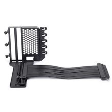 Adapter-Cable Graphics-Card-Bracket Extension-Line Vertically Pci-E x16 7-Slot Computer