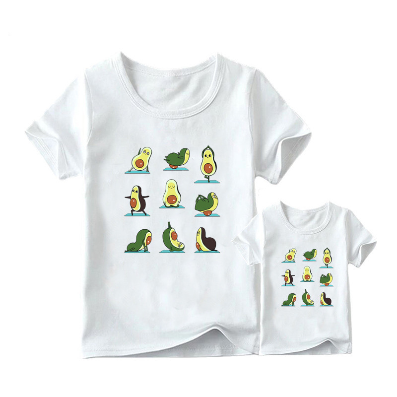 1 предмет, г. Летняя футболка с принтом принцессы в стиле панк модная одежда для мамы и дочки забавная семейная футболка с короткими рукавами - Цвет: 6