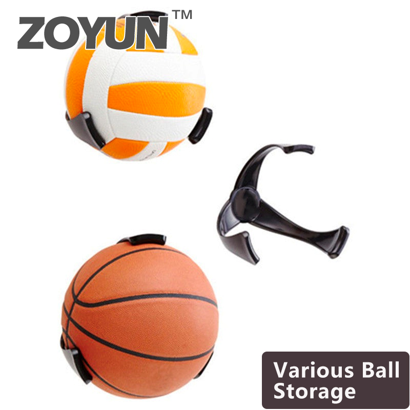 Ball Claw Basketball Holder Stand Support Football Soccer Rugby Standing
