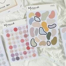 Mohamm Morandi серии Kawaii клевый стикер на заказ наклейки для дневника канцелярские принадлежности