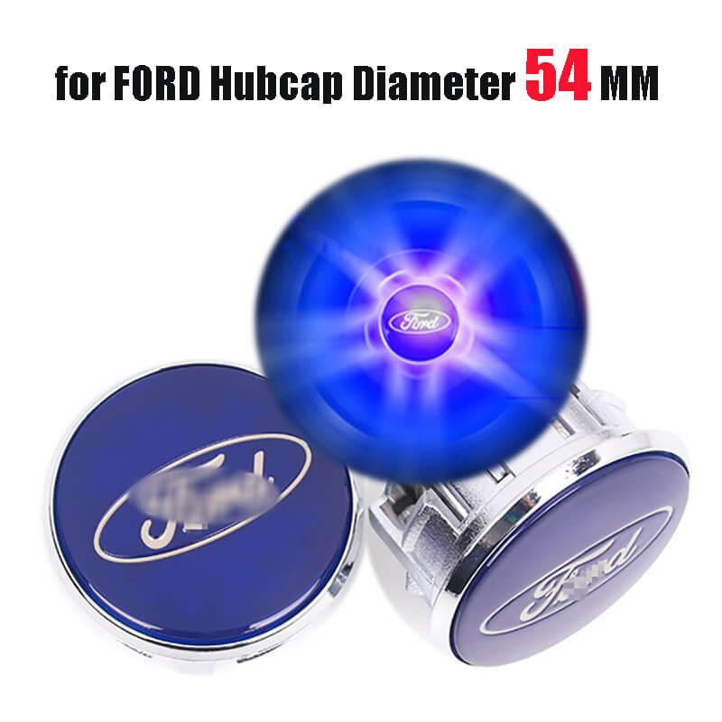54 мм синий освещенный светодиодный плавающий Центральная втулка колеса автомобиля колпачок s Plug and Play колпачок колеса Эмблема для фокусировки Fusion эскорт Таурус куга|Колпаки на колеса|   | АлиЭкспресс