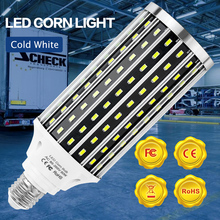 E27 LED Light Bulb 220V Corn Lamp E39 Bulbs 50W Round Bulb LED Garage Lights 110V Workshop Ceiling Lights Industrial Lighting