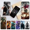 Darksiders III DIY telefon Fall abdeckung Shell für Redmi Hinweis 9 8 8T 8A 7 6 6A Gehen Pro max Redmi 9 K20